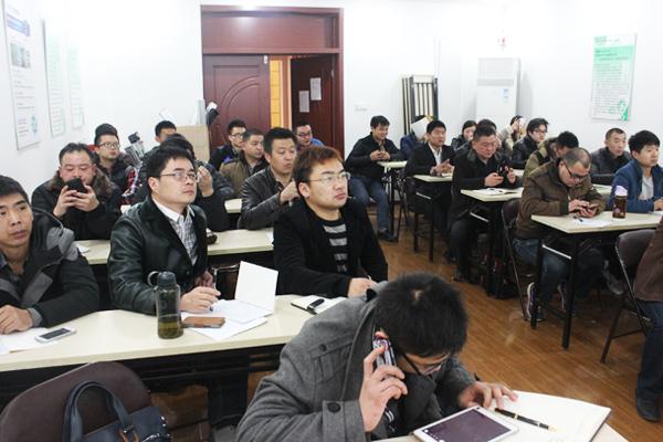 沃克拉第一期技术培训会